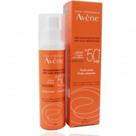 Avene Emulsion Coloreada SPF 50+ 50ml