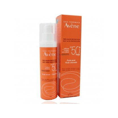 Avene Emulsion Coloreada SPF 50+ 50ml