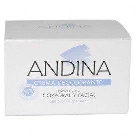 Andina crema decolorante 100ml