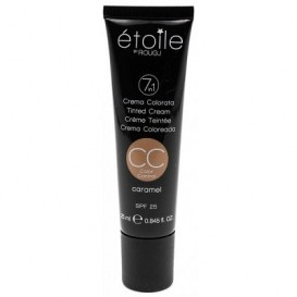 Rougj Etolile CC Caramel Crema Coloreada spf25 25ml
