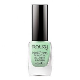Rougj Nailcare Base Coat Uñas Y Cuticulas 4.5ml