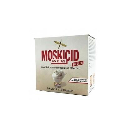 Moskicid Difusor + Recambio 45 dias