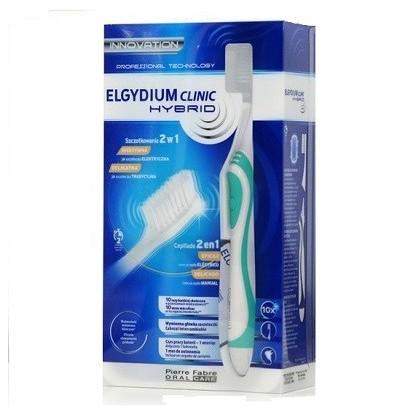 Elgydium Cepillo Electrico Clinic Hybrid 2 en 1