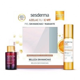 Sesderma Pack Azelac Ru Serum Liposomado 30 ml + C Vit Radiance Fluido Luminoso 50 ml