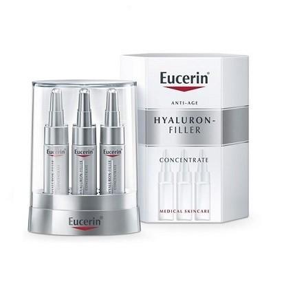 Eucerin Hyaluron Filler Concentrado 6 Ampollas 5ml