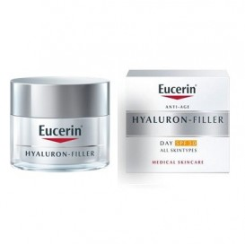 Eucerin Hyaluron-Filler día FPS 30 50ml