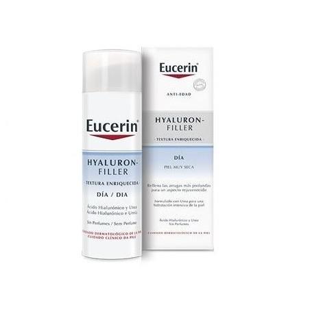 Eucerin Hyaluron Filler Textura Enriquecida Dia 50ml