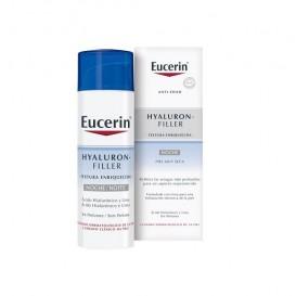 Eucerin Hyaluron Filler Textura Enriquecida Noche 50ml