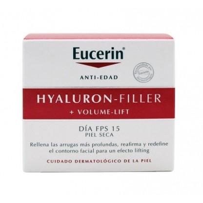 Eucerin Hyaluron-Filler +Volume-Lift Día Piel Seca 50ml