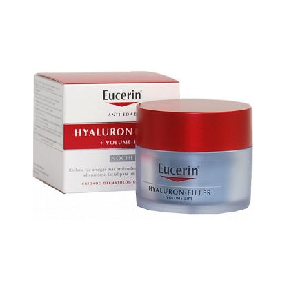 Eucerin Hyaluron-Filler +Volume-Lift Noche farmaciabarahona 50ml
