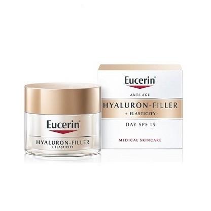 Eucerin Hyaluron-Filler +Elasticity Día 50ml