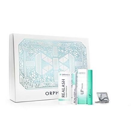 Realash Serum 3ml+Up mascara 6ml+ espejo