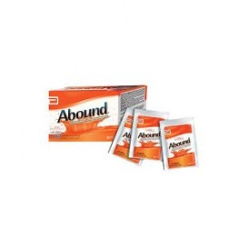 Abound Sabor Naranja 24 g, 30 Sobres