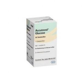 Accutrend Glucosa 25 tiras