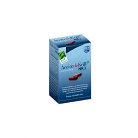 Aceite De Krill Nko 120 Perlas