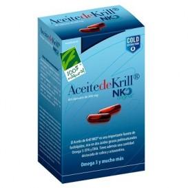 Aceite De Krill Nko 90cap