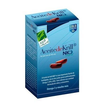 Aceite De Krill Nko 40cap