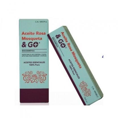 Pharma & Go Aceite de Rosa Mosqueta rollon 15ml