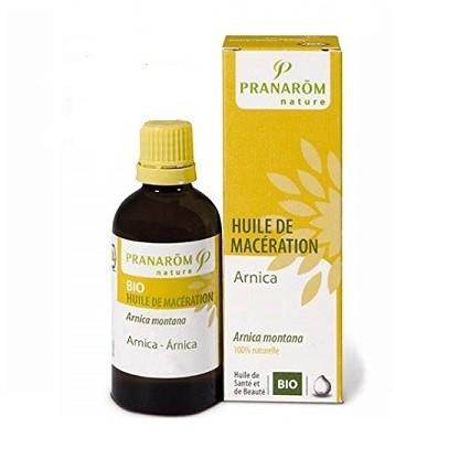 Pranarom Aceite Vegetal Bio Arnica 50ml