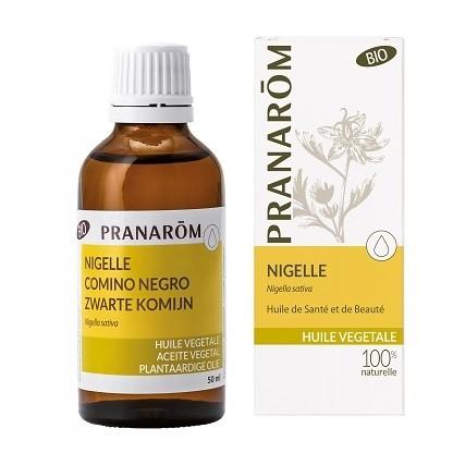 Pranarôm Aceite vegetal Comino Negro Bio 50ml