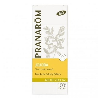 Pranarôm aceite vegetal jojoba Bio 50ml