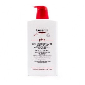 Eucerin Locion hidratante Ultraligera  pH5 1000ml