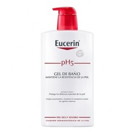 Eucerin Gel de baño pH5 1000ml