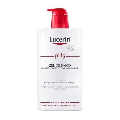 Eucerin Gel de baño pH5 1000ml