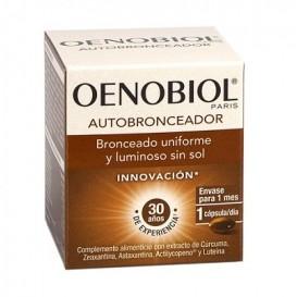 Oenobiol autobronceador 30cáps