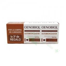 Oenobiol autobronceador triplo 3*30cáps