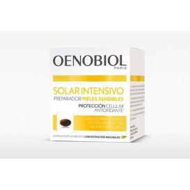 Oenobiol Solar Intensivo Pieles Sensibles 30 Cápsulas