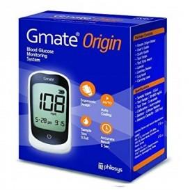 Gmate Origin glucometro 1 Unidad