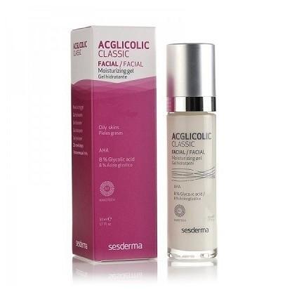 Sesderma Acglicolic Classic gel hidratante 50ml