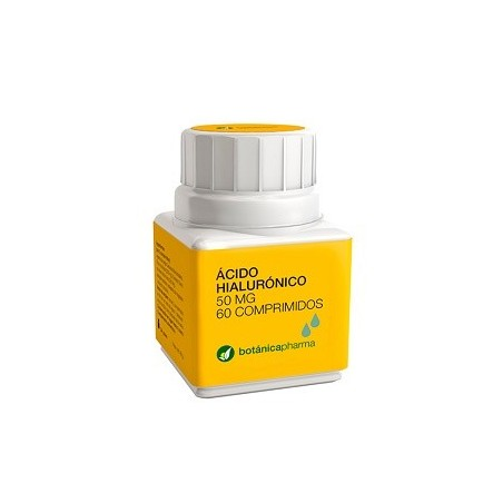 Botanicapharma Acido Hialuronico 50Mg 60com
