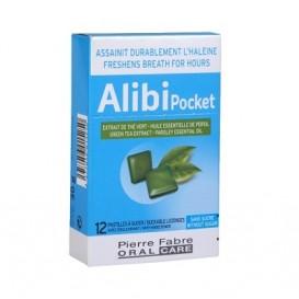 Alibi Pocket 12 pastillas para chupar