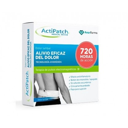 Actipatch Alivio Dolor Lumbar 1 dispositivo