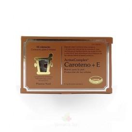 ActiveComplex Caroteno + E 60 cápsulas