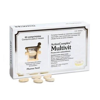 ActiveComplex Antioxidante 60comp