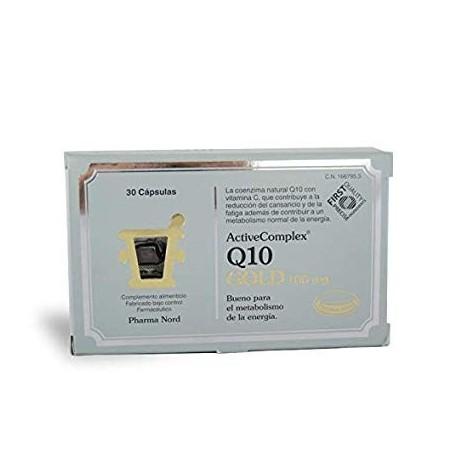 ActiveComplex Q10 gold 30 cápsulas