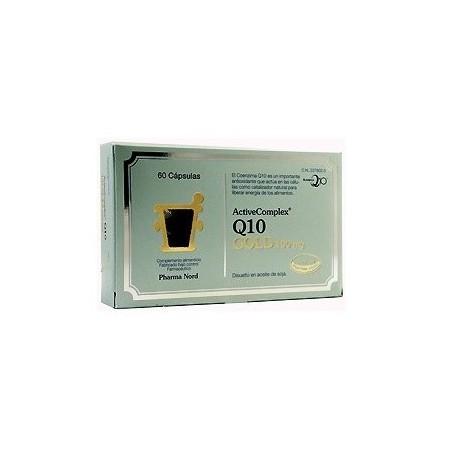 ActiveComplex Q10 Gold 60 cápsulas