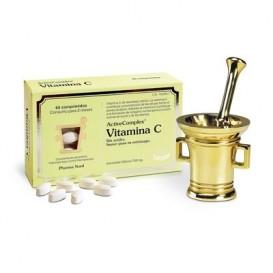 ActiveComplex Vitamina C Ascorbato Cálcico 60 comprimidos