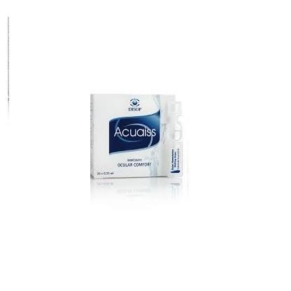Acuaiss Gotas Humectantes Con Ac Hialuronico 20x0,35ml