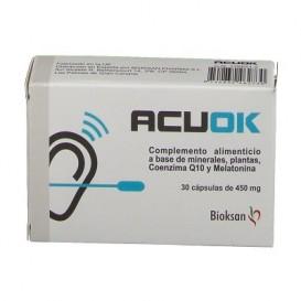 Acuok Bioksan Pharma 30 Capsulas