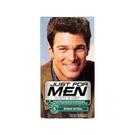 Just For Men Champú Colorante Moreno 30ml