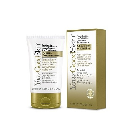 Your Good Skin Crema De Noche Con Provitamina 50ml