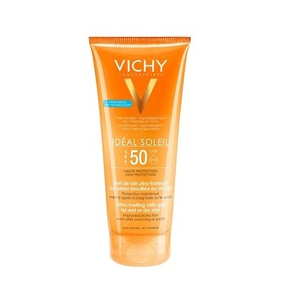 Vichy Idéal Soleil Gel Ultra Fundente SPF50+ 200ml