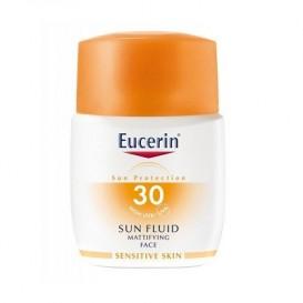 Eucerin Sun Fluido Matificante facial Spf 30 50ml