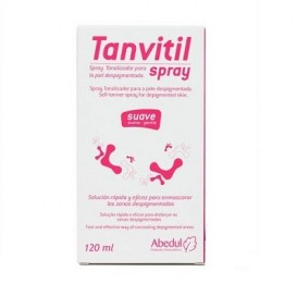 Abedul Tanvitil spray suave 120ml