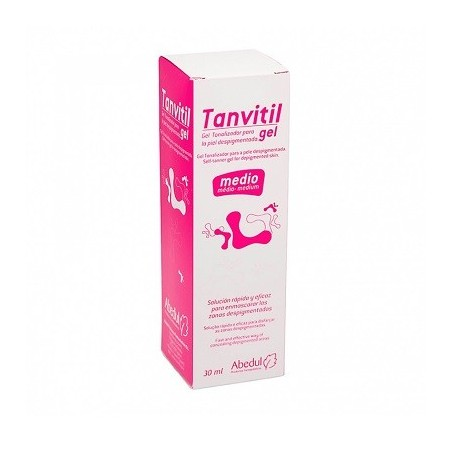 Abedul Tanvitil gel forte 120ml