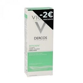 Vichy Dercos Champu Anticaspa cabello seco 200 ml